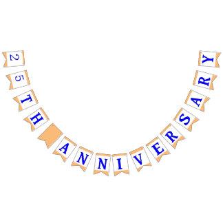 25to Aniversario Banderines