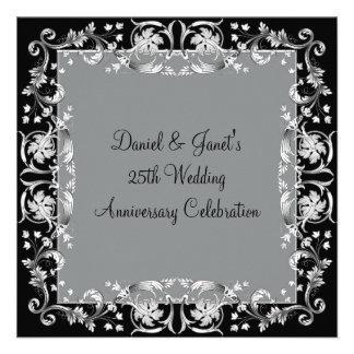 25to aniversario de bodas de plata de la flor de p comunicados personales