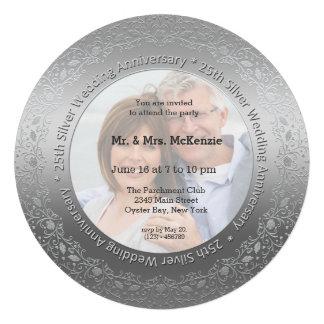 25to Aniversario de bodas de plata Anuncios