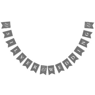 25to Confeti de Stardust de la plata del Banderines