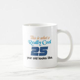 25to Cumpleaños Taza De Café
