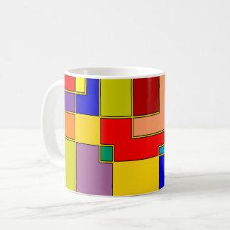 #26 abstracto taza de café