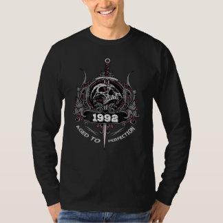 27mo Camisa 1992 del vintage del regalo de