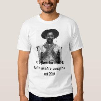 2861, si un porque del madre de Pancho Villa le Camisetas