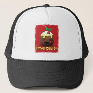 28 de febrero - día del soplo del chocolate gorra de camionero