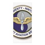 29no Brigada de aviación de combate Plantillas De Lonas