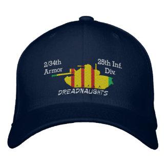 2/34o Armadura 25tos Inf. Div. Gorra bordado M48