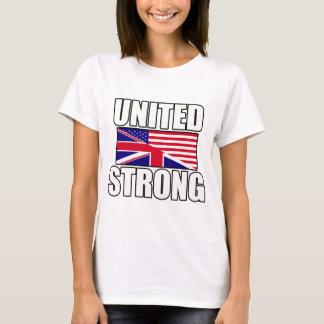 2 fuertes unidos camiseta