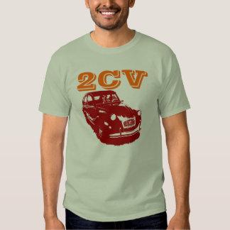 2CV CAMISETAS