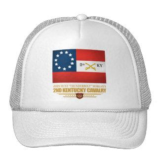 2do Caballería CSA de Kentucky Gorras De Camionero