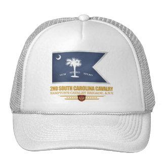 2do Caballería de Carolina del Sur Gorro De Camionero