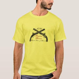 2do Camiseta de la pistola de la enmienda