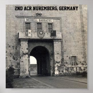 2do El ACR establece jefatura de Nuremberg, Póster