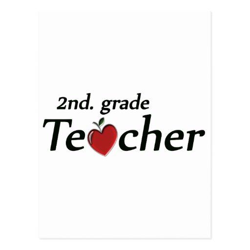 2do. Profesor del grado Postales