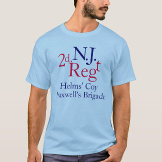 2do Regimiento de New Jersey