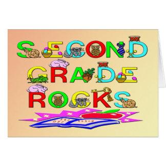 2do Rocas del grado Felicitacion