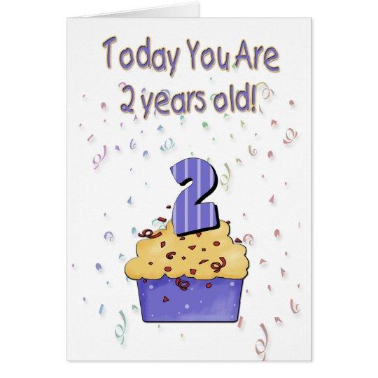 2do Tarjeta de cumpleaños - modificada para