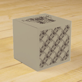 2x2 INDUSTRIA SIDERÚRGICA clásica SCROLLWORK 2 Caja De Regalos