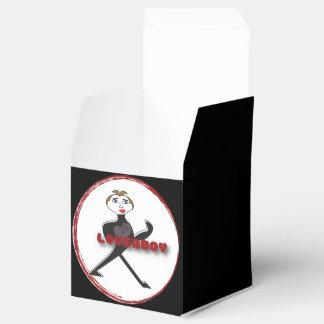2x2 LOGOTIPO clásico del CÍRCULO de la caja