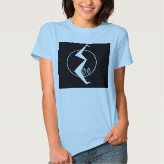 300 voltios camisas