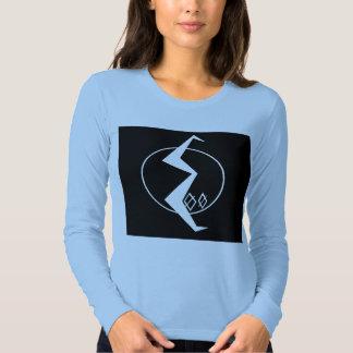 300 voltios camisetas