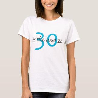 30 es los NUEVOS 20 Camiseta