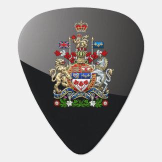[310] Escudo de armas de Canadá [3D] Plectro
