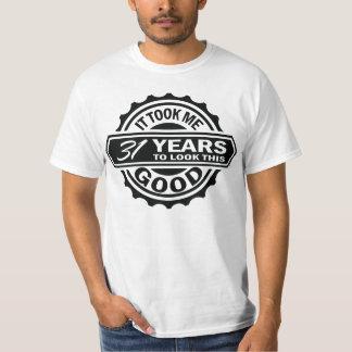 31ro Cumpleaños Camiseta