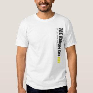 323-4 4ta camisa del Taekwondo de la correa de Dan