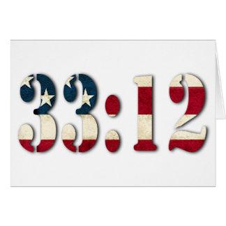 33:12 #1 TARJETA DE FELICITACIÓN