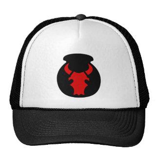 34ta división de infantería del ejército gorras
