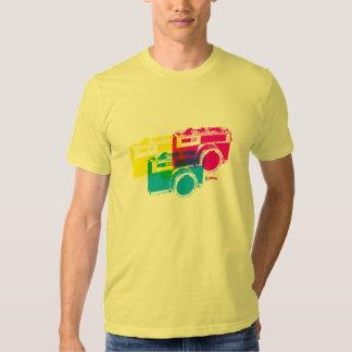 35 milipulgada camisetas
