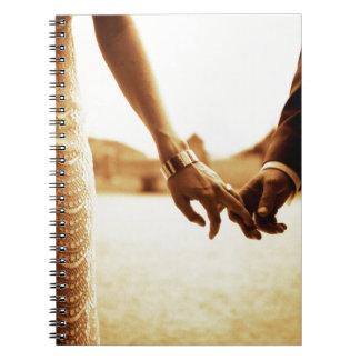 35mm black and white sepia toned analog cuaderno