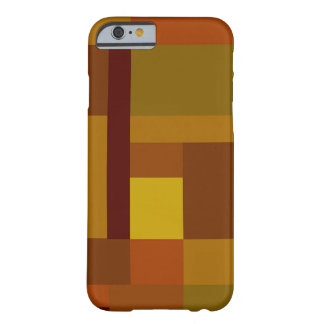 #385 abstracto funda barely there iPhone 6