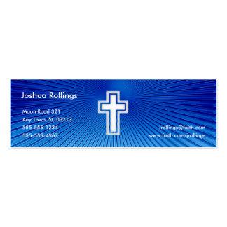 3:16 de Juan - cristiano Tarjetas De Visita Mini