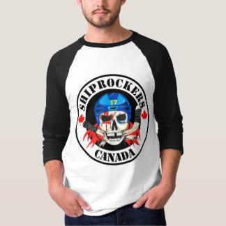 3/4 camisa de Shiprocker de la manga