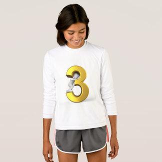 3 camisetas de D