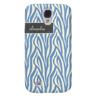 3 cebra Pern (bígaro) Funda Para Galaxy S4