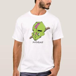 3 monster camiseta