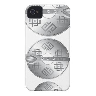 3 ouch carcasa para iPhone 4 de Case-Mate