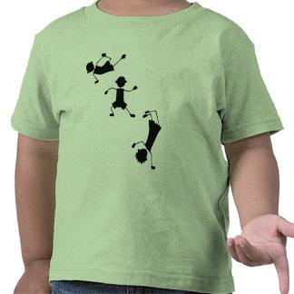3 pequeños trituradores T Camisetas