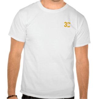 3d camiseta