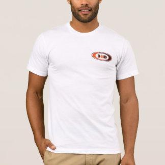 3d camiseta delantera y trasera de A&W