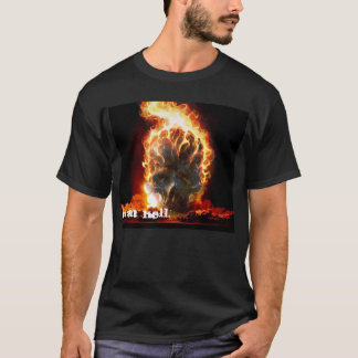 3D-graphics_The_Hell_005319_, del infierno Camiseta
