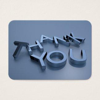 3D le agradecen las tarjetas con las esquinas