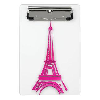 3d torre Eiffel, clipart de Francia Minicarpeta De Pinza