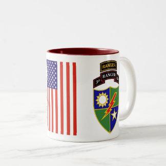 3ro batallón - 75.a taza del Dos-Tono del