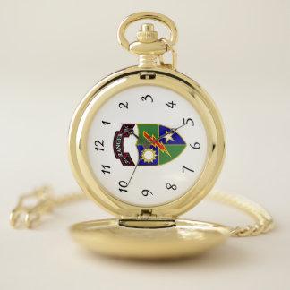 3ro batallón - 75.o reloj de bolsillo del