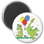 3ro cumpleaños de Dino Iman