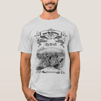 3ro Viaje anual el Montour Camiseta